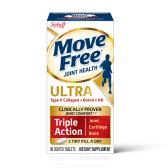 【买1送1+额外8.5折】Schiff Move Free 维骨力 骨胶原蛋白软骨素 30粒 $12.75(约90元)