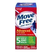 【买1送1+额外8.5折】Schiff Move Free 维骨力 葡萄糖胺软骨素+MSM 绿盒 120粒 $12.75(约90元)