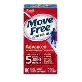 【92元收红蓝绿盒】Walgreens:精选 Schiff Move Free 维骨力系列 关节保健产品 买1送1+额外8.5折