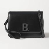 Balenciaga 巴黎世家 B Dot 皮革单肩包 £795(约7,011元)