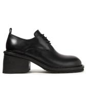 【5折】ANN DEMEULEMEESTER 方跟布洛克鞋 $457(约3,229元)