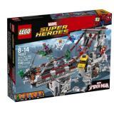 LEGO 乐高 76057 超级英雄系列 大桥决战(1092颗)