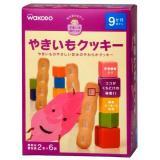 wakodo 和光堂 番薯磨牙饼干 58g*4盒