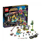 LEGO 乐高 76035 超级英雄系列 蝙蝠侠之小丑王国(1037颗)