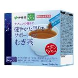ITOEN 伊藤園 助眠礦物質麥茶粉 功能性茶飲品 1.4g*30條