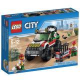 LEGO 乐高 CITY 城市系列 60115 四驱越野车