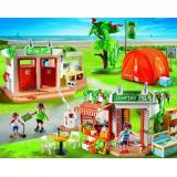 playmobil 摩比世界 5432 野营度假套装
