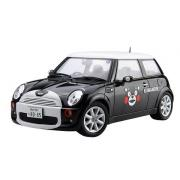 FUJIMI Easy系列 MINICOOPER S 熊本熊版 1/24汽车模型
