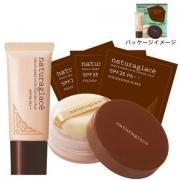 Naturaglace  彩妆 三件套( 隔离+粉底液+蜜粉)