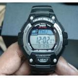 CASIO 卡西欧 W-S220-8AVCF 男士太阳能运动腕表