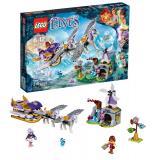 LEGO 41077 ELVES 精灵系列 风之精灵 艾拉的飞马雪橇