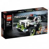 LEGO 乐高 科技组 警用拦截车42047