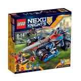 LEGO 乐高 Nexo骑士系列 70315 克雷的圣剑合体战车