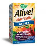 Nature's Way Alive Max Potency Multivitamin 男性复合维生素 90粒
