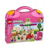 LEGO 乐高 Juniors 小拼砌师系列 10684 超市手提箱