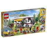 LEGO 乐高 Creator创意百变组 31052 度假露营车