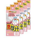 KOBAYASHI 小林制药 婴儿用散热贴 0-2岁 12片*4件