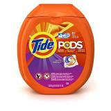 Tide 汰渍 Pods Laundry Detergent Packs Tub 便捷速溶果冻洗衣球