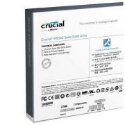 crucial 英睿达 MX300  750GB SATA3 固态硬盘