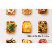 BALMUDA 巴慕達 The Toaster K01A-WS 烤面包機