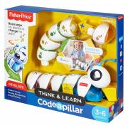 Fisher-Price 費雪 編程毛毛蟲玩具