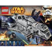 LEGO 乐高 Star Wars 星球大战系列 75106 Imperial Assault Carrier 帝国攻击运输舰