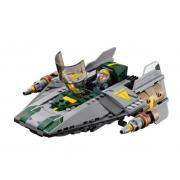LEGO 乐高 Star Wars 星球大战系列 75150 维达钛战机 VS A翼战机