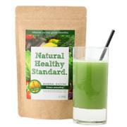 Natural Healthy Standard 水果酵素青汁 代餐粉 芒果味 200g