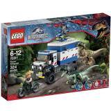 LEGO 乐高 Jurassic World 侏罗纪世界系列 75917 迅猛龙暴走