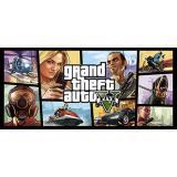《Grand Theft Auto V》 侠盗猎车手5 PS4 光盘版游戏(带中文)+凑单品