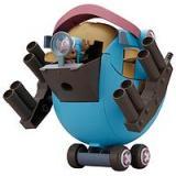 BANDAI 万代 海贼王 乔巴合体人形机器人系列