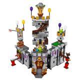 LEGO 乐高 Angry Birds 愤怒的小鸟系列 75826 猪王城堡