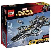 LEGO 乐高 漫威超级英雄系列 76042 神盾局航母