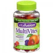 vitafusion 成人复合维生素软糖 150粒装*4罐