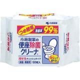 KOBAYASHI 小林制药 马桶便圈清洁消毒可溶湿巾 50张
