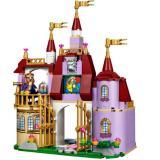 LEGO 乐高 迪士尼公主系列 41067 贝儿公主的魔法城堡