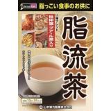 山本汉方 脂流茶 10g*24包