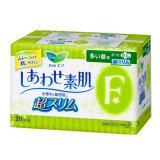 花王 乐而雅 laurier 素肌 22.5CM 日用卫生巾 20片