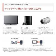 BUFFALO 巴法络 USB3.0 HD-PNF2.0U3-GB/N PNF防震抗摔系列移动硬盘 2T