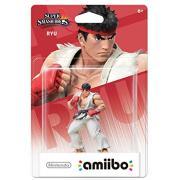 Nintendo 任天堂 街霸 隆 amiibo人偶(美版)
