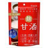 kracie 米曲甜酒  5袋入×5个