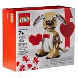 LEGO 乐高 40201 丘比特爱心小狗