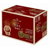 Maxim AGF 滴漏滤泡挂耳式咖啡 100袋