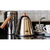 YOSHIKAWA 吉川 极细口不锈钢咖啡手冲壶 YOS-SH7090