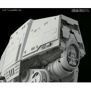 BANDAI 萬代 星球大戰 AT-AT 1/144 可動模型