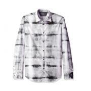 Calvin Klein Jeans Static Print 男士印染衬衫