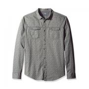 Calvin Klein Jeans Geo Print 男士衬衫