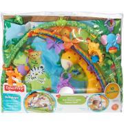 Fisher-Price 费雪 K4562 热带雨林 婴幼儿声光游戏毯