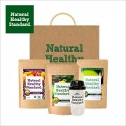 Natural Healthy Standard 酵素代餐粉 200g*3袋 福袋套餐+搖搖杯 450ml