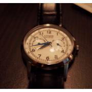 Citizen 西铁城 AO9000-06B 男款光动能腕表
